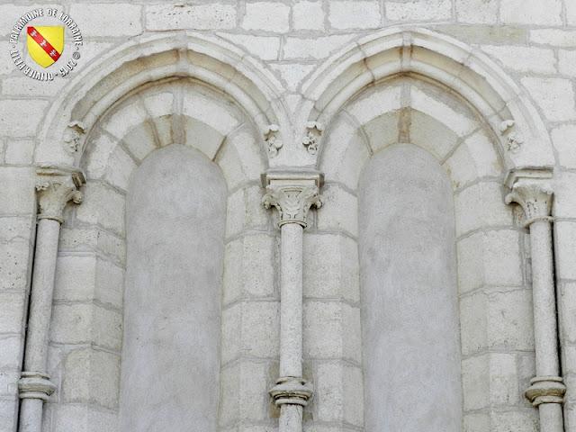 DAINVILLE-BERTHELEVILLE (55) - Eglise Saint-Valère
