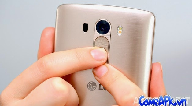 Hướng dẫn chụp ảnh màn hình cho điện thoại LG G3