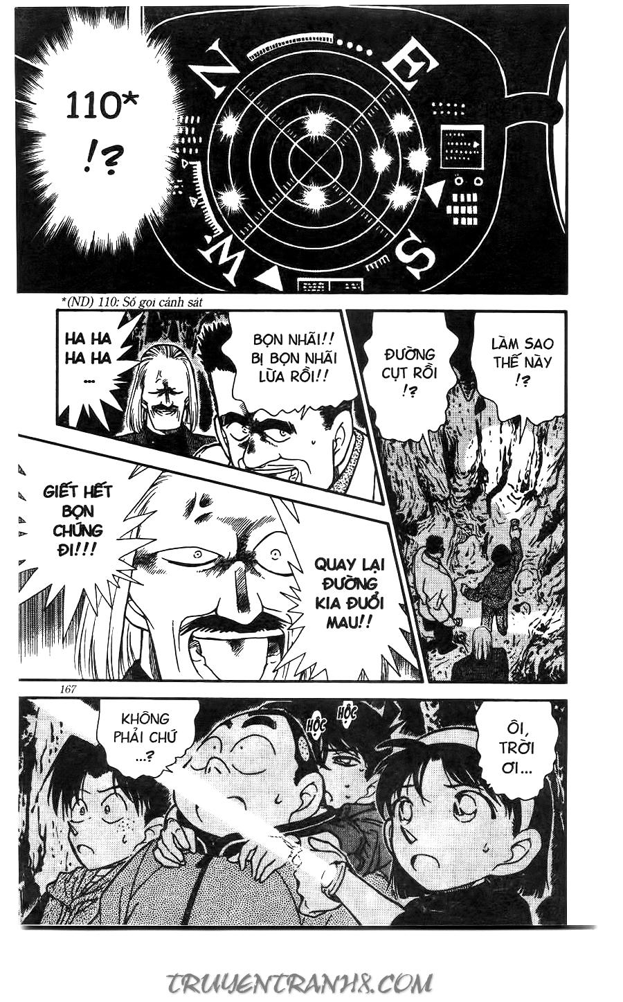 xem truyen moi - Conan chap 252