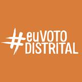 #euVOTODISTRITAL