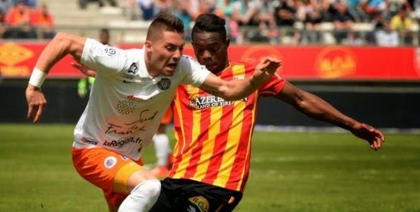 Highlights Lens 0 – 1 Montpellier (Ligue 1)