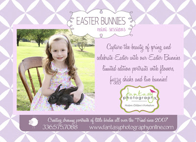 Winston Salem Children's Photographer - Fantasy Photography, LLC