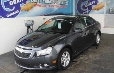 Used 2013 Chevrolet Cruze 1LT for Sale Near Fenton, MI