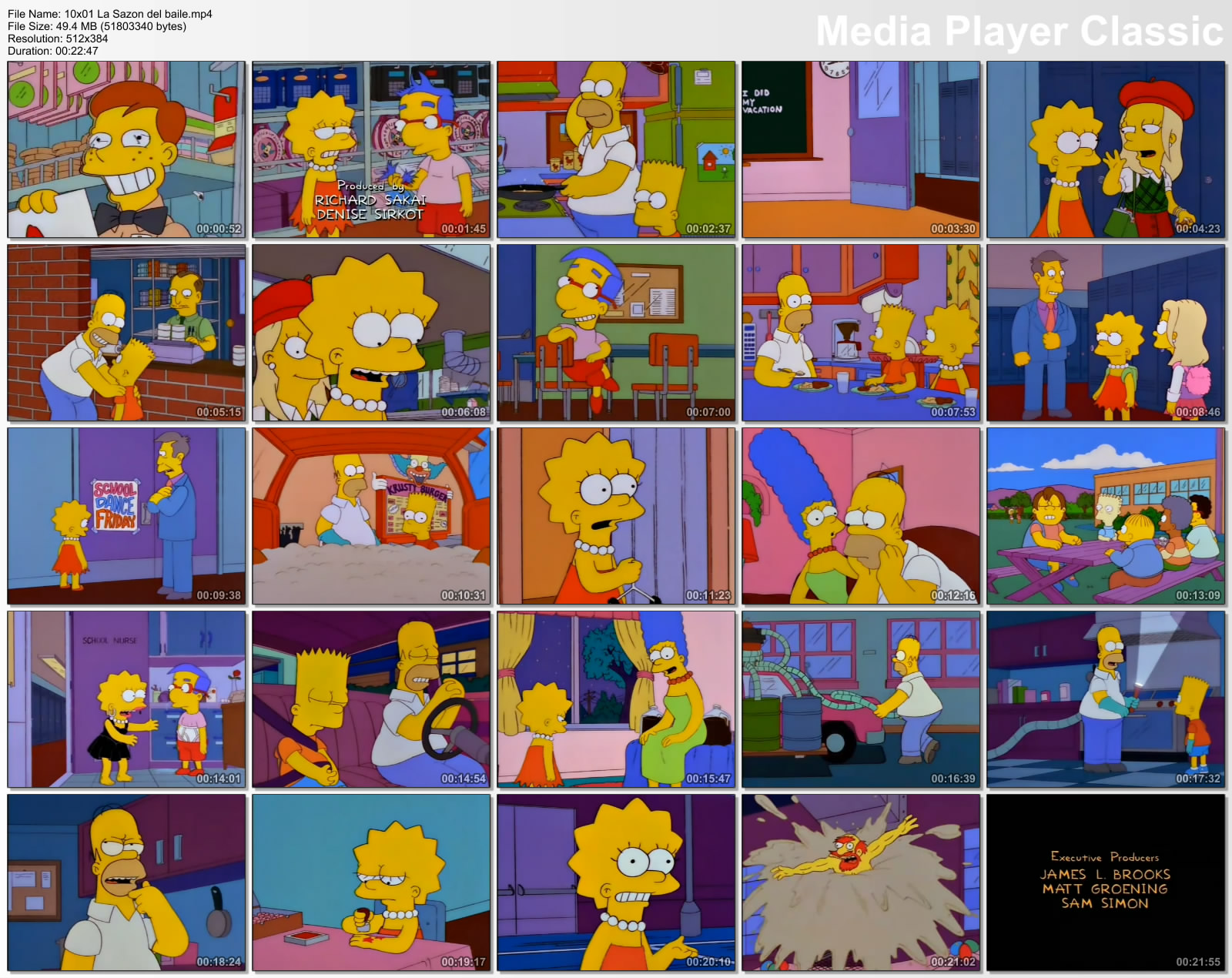 Los simpsons todas las temporadas