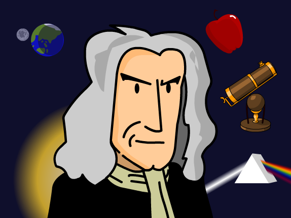 the three distinct periods of the life of isaac newton