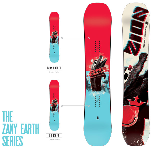 ZanyEarth ZION boards!
