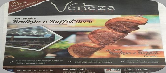 CHURRASCARIA VENEZA