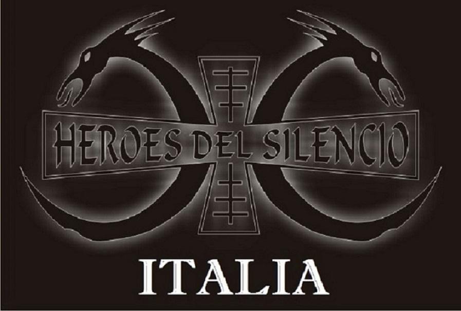 HEROES DEL SILENCIO ITALIA