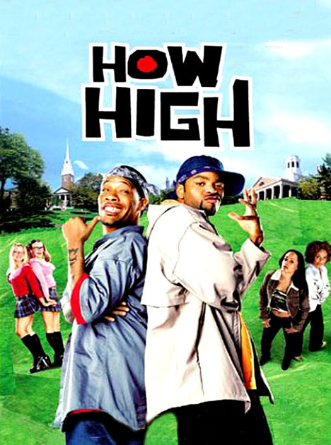 How High affiche