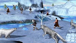 Game Beasts of Ice Age MOD APK Terbaru