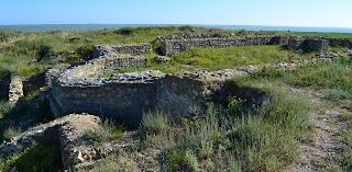 Dobrogea,    Cetatea Argamum - Basilica II