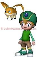 Tamer Digimon Master Online Takeru