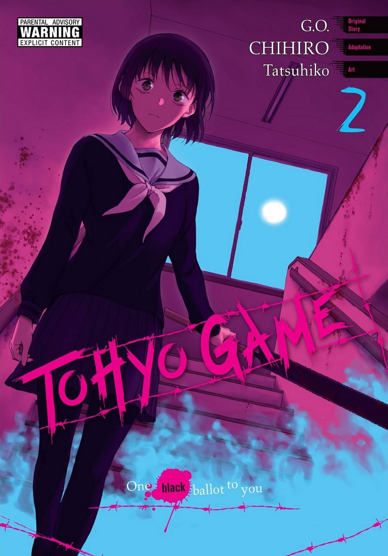 Touhyou Game - Anata ni Kuroki Ippyou o-ตอนที่ 8