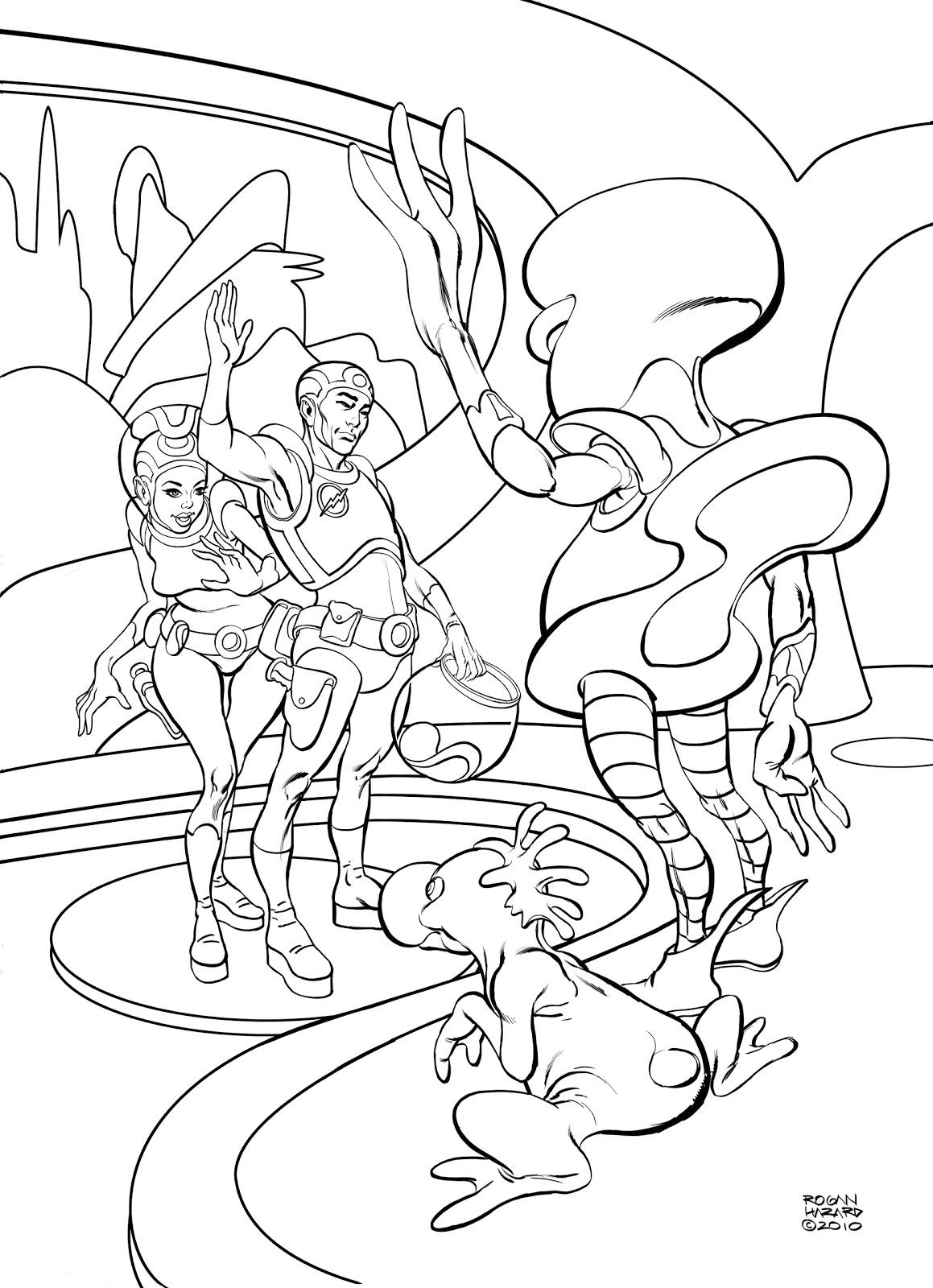 venus planet coloring pages - photo#17