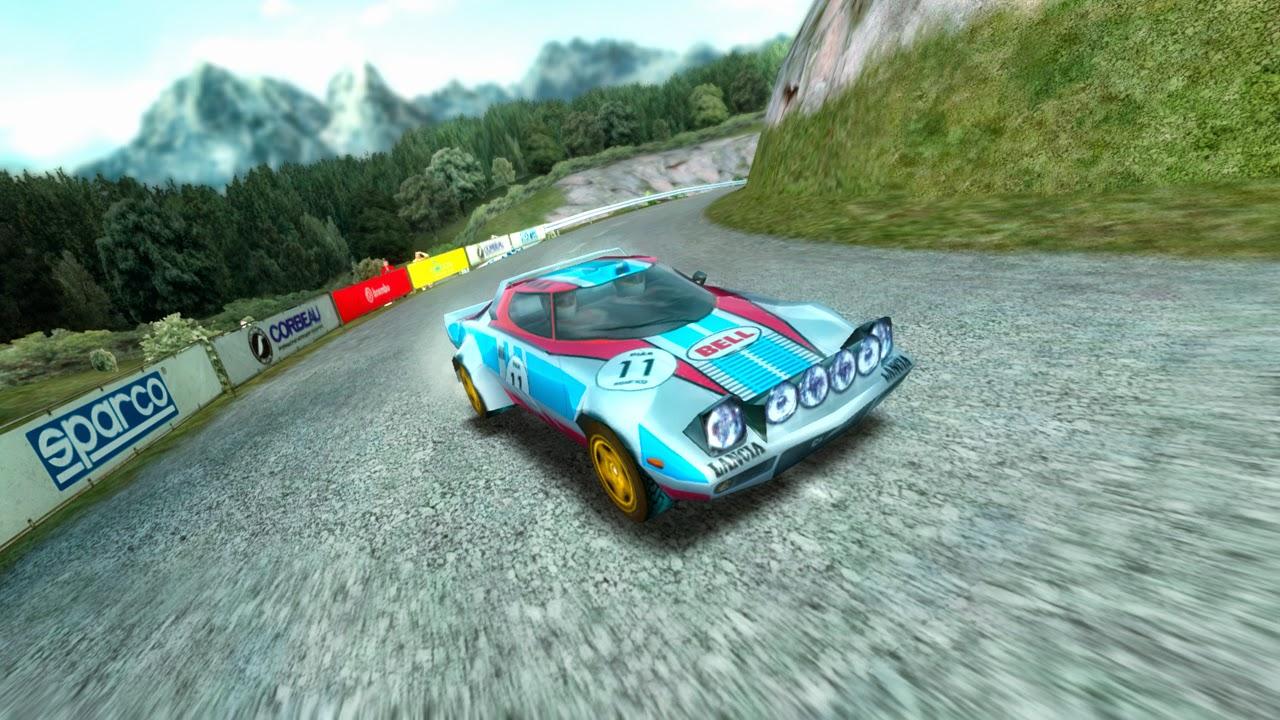 Colin McRae Rally screenshots
