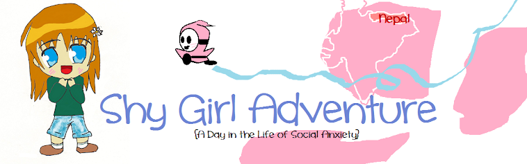 Shy Girl Adventure