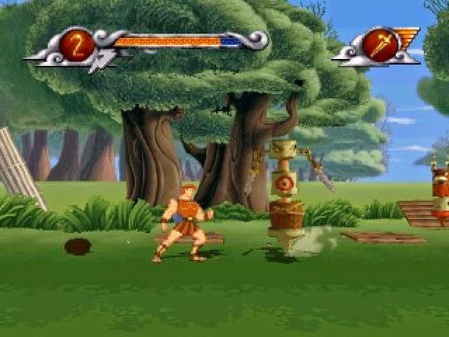 game gratis disney's hercules PS1 tanpa emulator