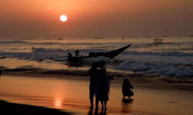 Puri Beach india