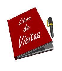 LIBRO DE VISITA!