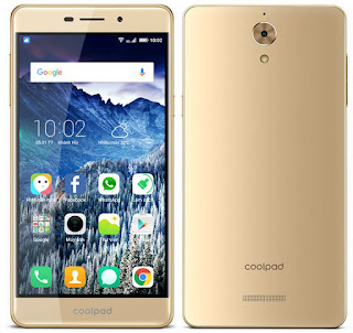 Coolpad Mega 2.5D launched with 3GB RAM and 5.5-inch