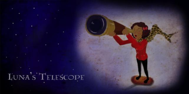 Luna's Telescope