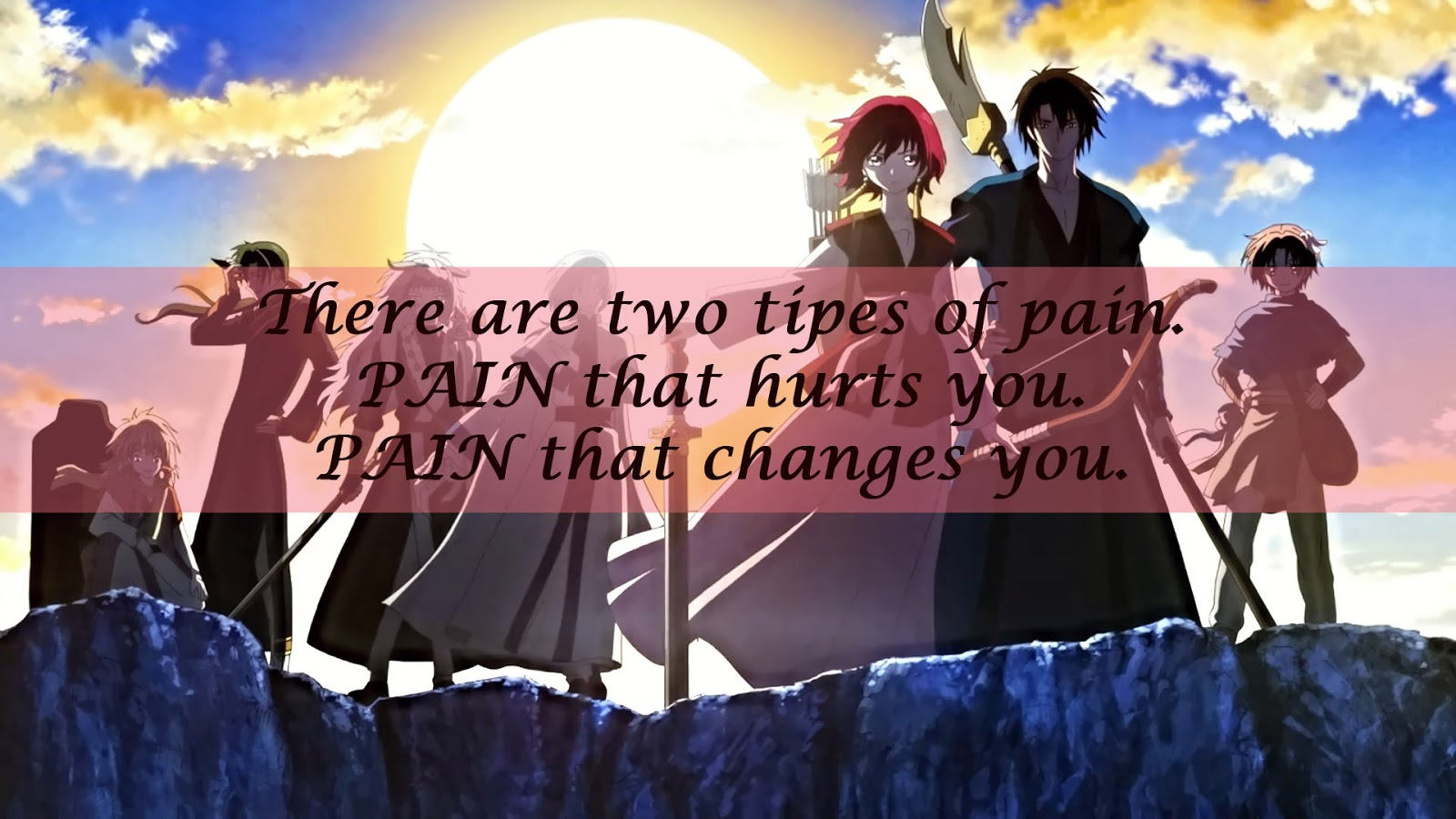 Anime Quotes About Friendship Anime Quotes