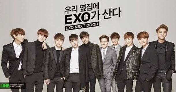 review  sinopsis drama korea exo  door mari berbagi info