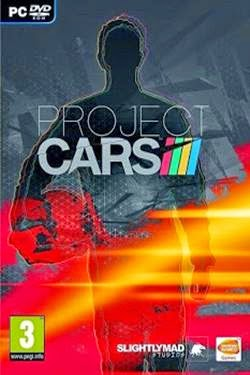Capa Project Cars Torrent PC 2015