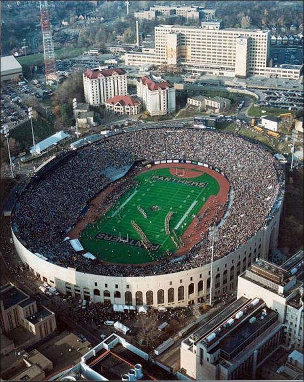 PITT Stadium - Pittsburgh