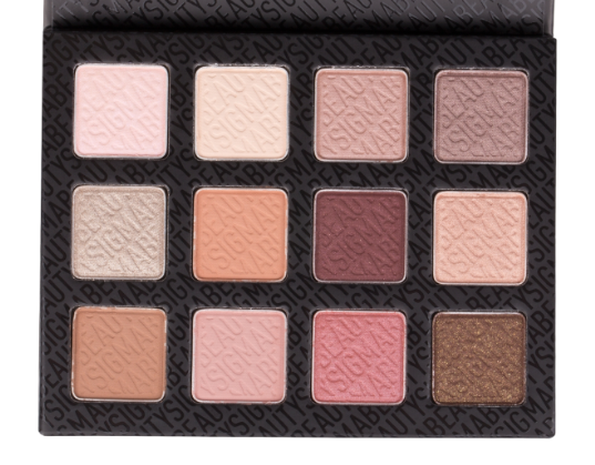 Sigma Eyeshadow Palette Warm Neutral