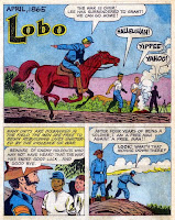 Lobo #1, page 1