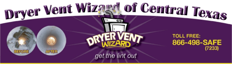 Dryer Vent Wizard of Central Texas 512-553-2381
