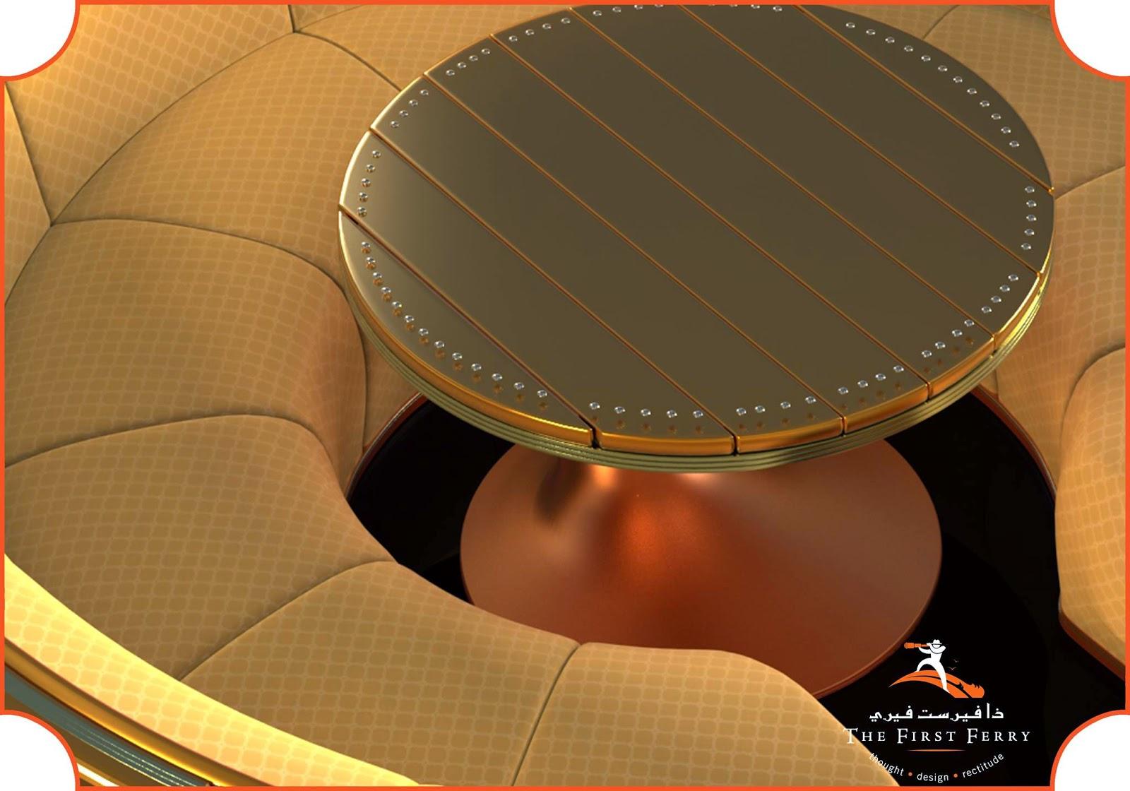 Custom Designed Seating