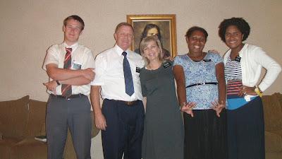 Elder Jeffery Payne Micronesia Guam Mission December 2015