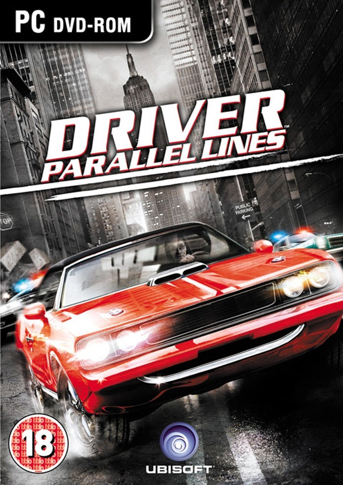 Free Download PC Games: Driver : Parallel Lines Game