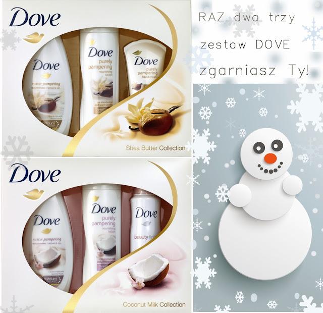 Raz, dwa, trzy - zestaw Dove zgarniasz Ty