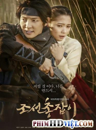 Tay Súng Joseon - Gunman In Joseon