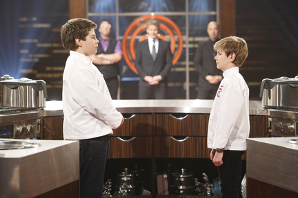 Logan MasterChef Junior Winner Season 2 Final The End