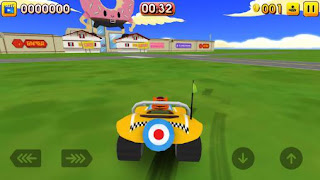 Screenshots of the Animal drivers for Android tablet, phone.
