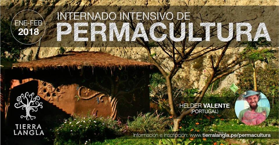 Permaculture internship Peru