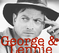 Of mice and men - George and Lennie's relationship and loneliness