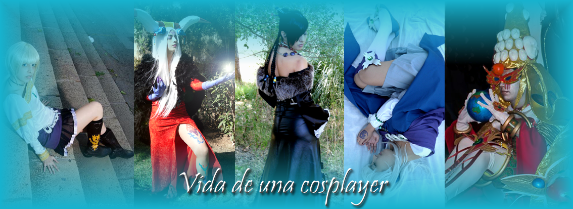 Vida de una cosplayer