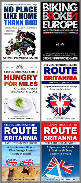 My Cycling Books