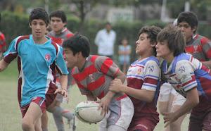 Programación del Iniciación de Juveniles de la URT