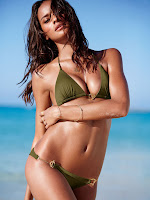 Gracie Carvalho hot Victoria's Secret Bikini Models Photo shoot