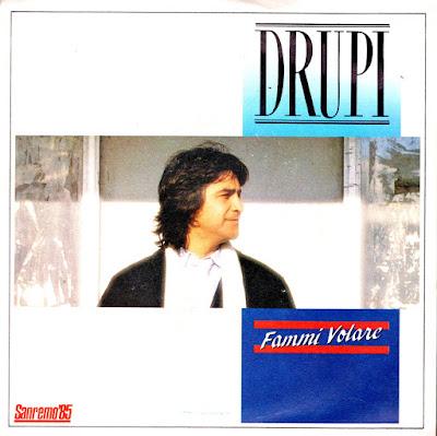 Sanremo 1985 - Drupi - Fammi volare