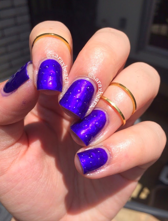 """Luxe Lacquers """"Mila"""""""