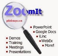 Aplikasi ZoomIt Untuk Presentasi
