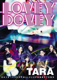 T-ara (티아라) - Lovey Dovey