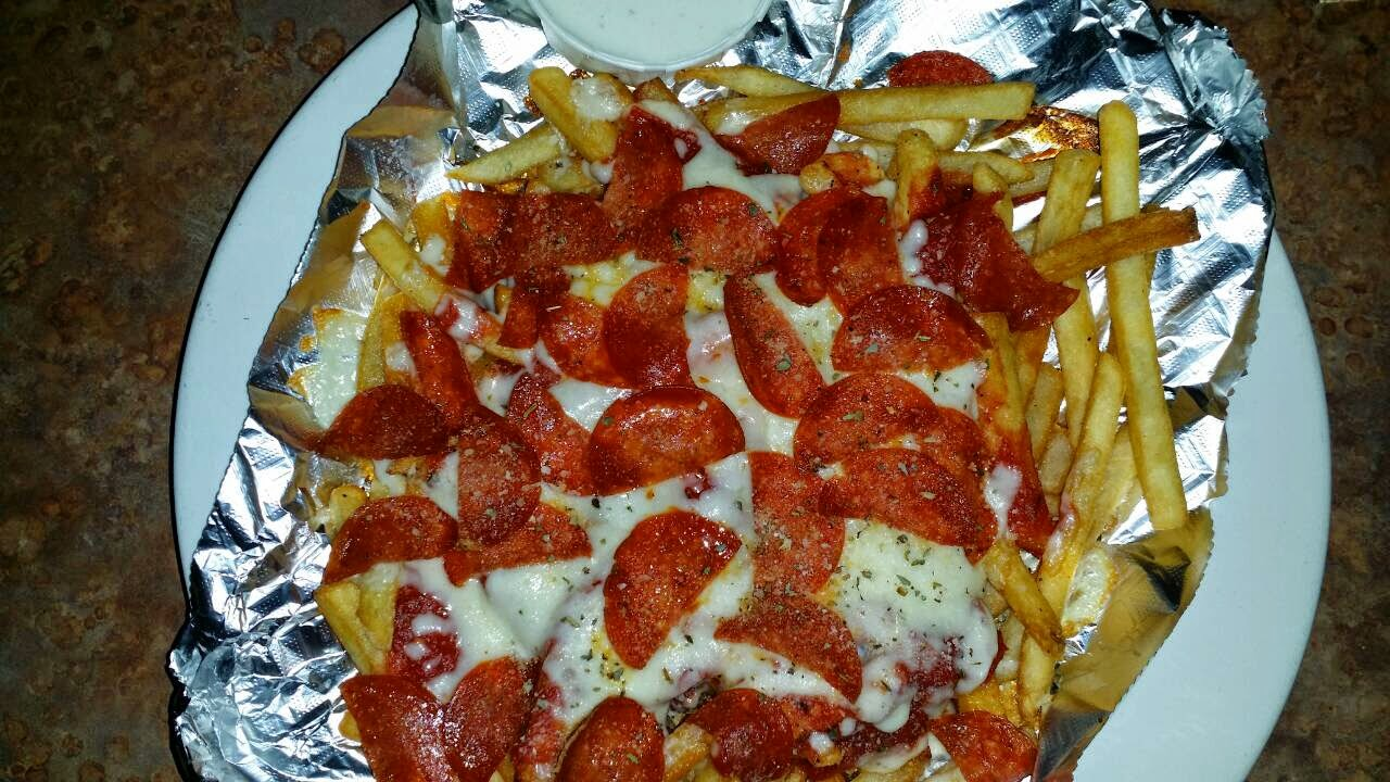when pizza fries collide the getaway cafe riverside ucr